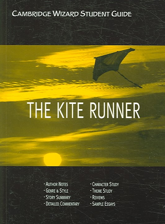 Cambridge Wizard Student Guide The Kite Runner
