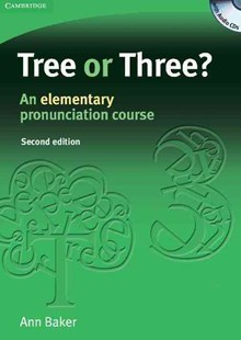 Tree or Three? Student's Book and Audio CD by Ann Baker (9780521685276) - PaperBack - Non-Fiction
