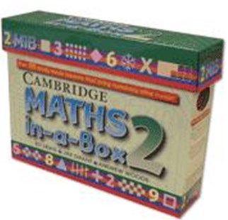 Maths in a Box Level 2 by Jim Grant, Edward Lewis, Andrew Woods (9780521692618) - Multiple-item retail product - Non-Fiction