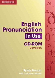 English Pronunciation in Use Elementary CD-ROM for Windows and Mac (single user) by Sylvie Donna, Jonathan Marks (9780521693707) - HardCover - Language English
