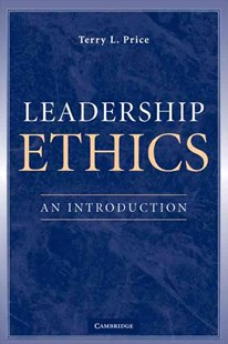 Leadership Ethics by Terry L. Price (9780521699112) - PaperBack - Business & Finance Management & Leadership
