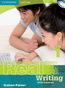 Cambridge English Skills Real Writing 1 with Answers and Audio CD by Graham Palmer (9780521701846) - Multiple-item retail product - Education IELT & ESL