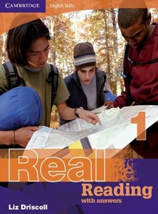 Cambridge English Skills Real Reading 1 with answers by Liz Driscoll (9780521702027) - PaperBack - Language English