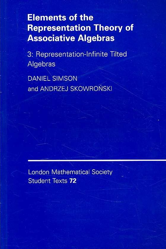 Elements of the Representation Theory of Associative Algebras: Volume 3, Representation-infinite Tilted Algebras