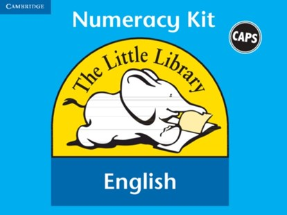 Little Library Numeracy Kit Little Library Numeracy Kit by  (9780521713641) - Multiple-item retail product - Education
