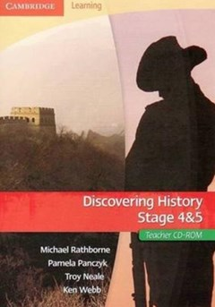 Discovering History Stage 4 and 5 Teacher CD-ROM