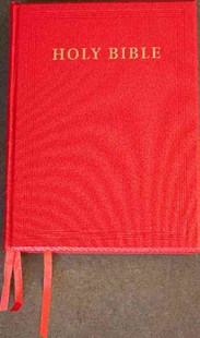 NRSV Lectern Edition NR932:TB red imitation leather by  (9780521714884) - Leather Bound - Religion & Spirituality Christianity