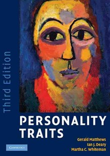 Personality Traits by Gerald Matthews, Ian J. Deary, Martha C. Whiteman (9780521716222) - PaperBack - Social Sciences Psychology