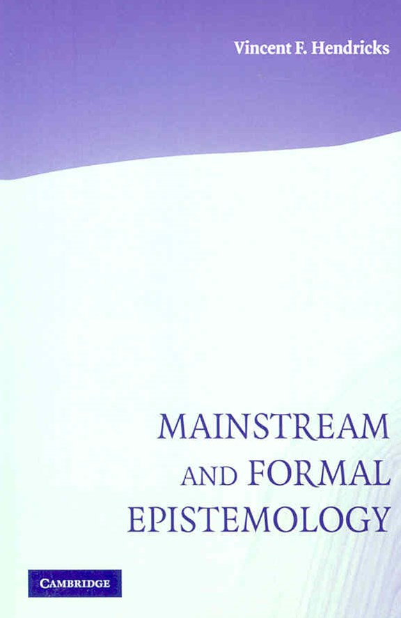 Mainstream and Formal Epistemology
