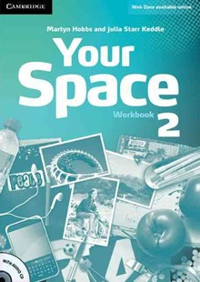Your Space Level 2 Workbook with Audio CD by Martyn Hobbs, Julia Starr Keddle (9780521729291) - Multiple-item retail product - Language English