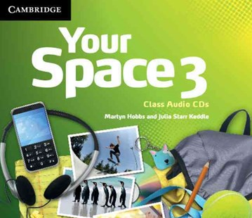 Your Space Level 3 Class Audio CDs (3) - Language English