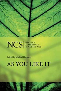 As You Like It by William Shakespeare, Michael Hattaway (9780521732505) - PaperBack - Poetry & Drama Plays