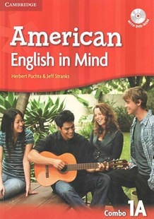 American English in Mind Level 1 Combo A with DVD-ROM by Herbert Puchta, Jeff Stranks (9780521733342) - PaperBack - Education IELT & ESL