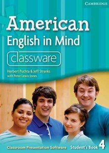 American English in Mind Level 4 Classware - Language English