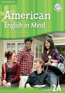 American English in Mind Level 2 Combo A with DVD-ROM by Herbert Puchta, Jeff Stranks (9780521733458) - Multiple-item retail product - Education IELT & ESL