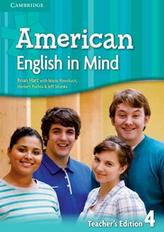 American English in Mind Level 4 Teacher