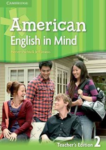 American English in Mind Level 2 Teacher's edition - Education IELT & ESL