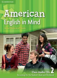 American English in Mind Level 2 Class Audio CDs (3) - Language English
