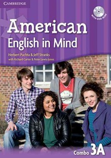 American English in Mind Level 3 Combo A with DVD-ROM by Herbert Puchta, Jeff Stranks, Richard Carter, Peter Lewis-Jones (9780521733557) - Multiple-item retail product - Education IELT & ESL