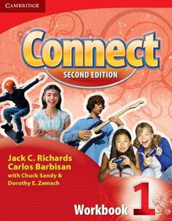 Connect Level 1 Workbook by Jack C. Richards, Carlos Barbisan, Chuck Sandy, Dorothy E. Zemach (9780521736985) - PaperBack - Language English