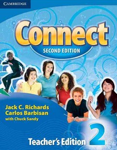 Connect Level 2 Teacher's Edition by Jack C. Richards, Carlos Barbisan, Chuck Sandy (9780521737098) - PaperBack - Education IELT & ESL