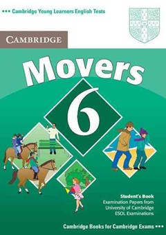 Cambridge Young Learners English Tests 6 Movers Student