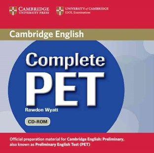 Complete PET Student's Book Pack (Student's Book with answers with CD-ROM and Audio CDs (2)) by Emma Heyderman, Peter May (9780521741415) - Multiple-item retail product - Education IELT & ESL