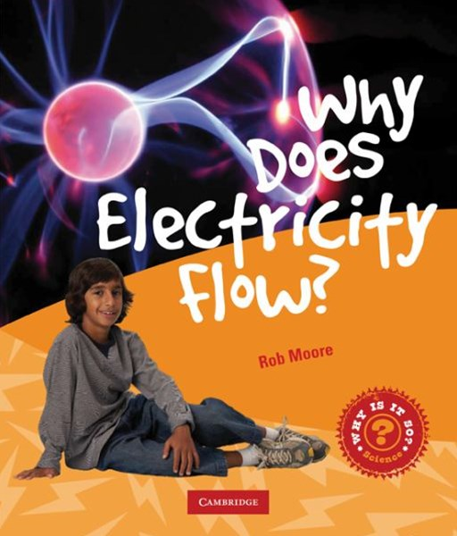 Why Does Electricity Flow?
