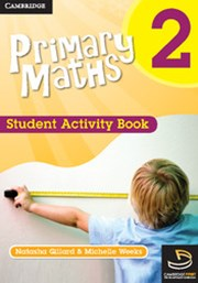 Primary Maths Student Activity Book 2