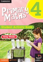 Primary Maths Student Activity Book 4