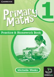 Primary Maths Practice and Homework Book 1