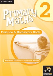 Primary Maths Practice and Homework Book 2