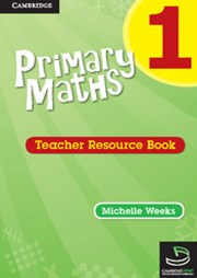 Primary Maths Teacher's Resource Book 1