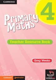 Primary Maths Teacher's Resource Book 4