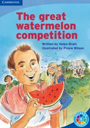The Great Watermelon Competition The Great Watermelon Competition