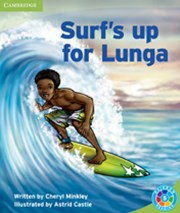 Surf's Up for Lunga Surf's Up for Lunga