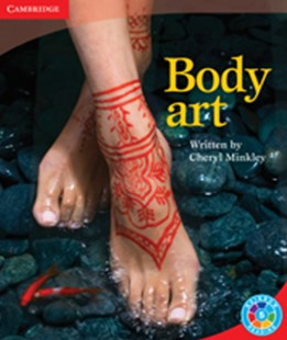 Body art Body art by Cheryl Minkley (9780521746816) - PaperBack - Education