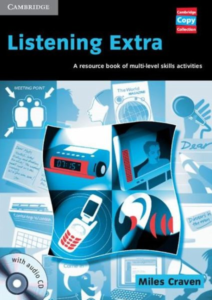 Listening Extra Book and Audio CD Pack