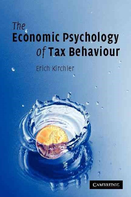 The Economic Psychology of Tax Behaviour