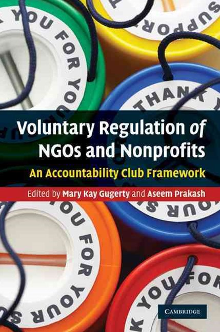 Voluntary Regulation of NGOs and Nonprofits