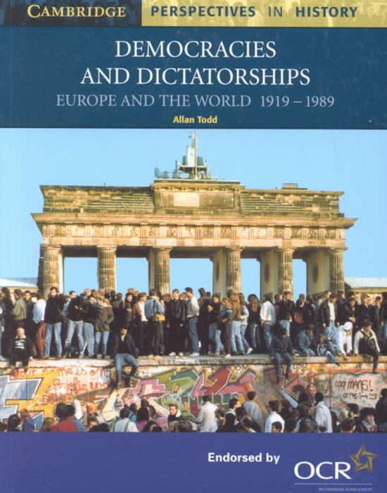 Democracies and Dictatorships