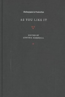 As You Like It by William Shakespeare, Cynthia Marshall, Jacky Bratton, Julie Hankey, William Shakespeare (9780521781374) - HardCover - Poetry & Drama Plays