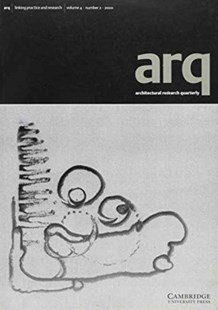 arq: Architectural Research Quarterly: Volume 4, Part 2 by Peter Carolin, Peter Carolin, Thomas Fisher (9780521794114) - PaperBack - Art & Architecture Architecture