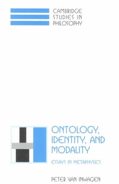 Ontology, Identity, and Modality