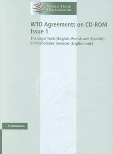 WTO Agreements on CD-ROM Issue 1 - Business & Finance Ecommerce