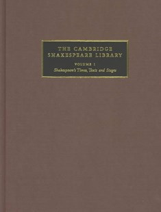 The Cambridge Shakespeare Library 3 Volume Hardback Set by Catherine Alexander, Catherine Alexander (9780521824330) - Multiple-item retail product - Entertainment Acting
