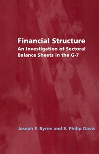 Financial Structure by Joseph P. Byrne, E. Philip Davis, Brian Corby (9780521831802) - HardCover - Business & Finance Accounting