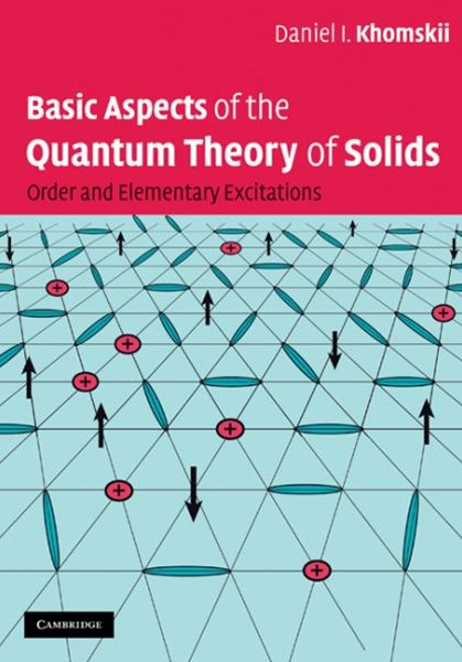 Basic Aspects of the Quantum Theory of Solids