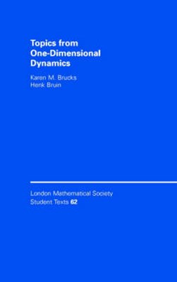 Topics from One-Dimensional Dynamics