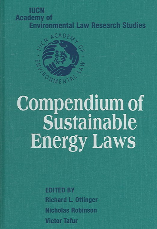 IUCN Academy of Environmental Law Research Studies 2 Volume Hardback Set